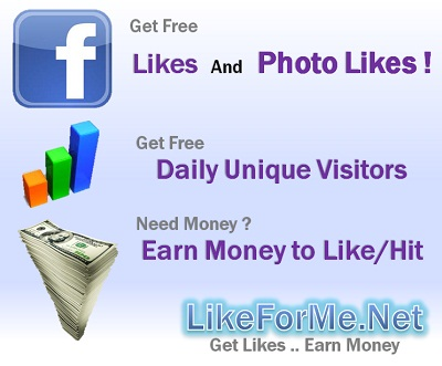 follow me on seoclerks and I give you 50 points on likeforme.net