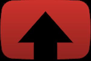 Výsledok vyhľadávania obrázkov pre dopyt youtube upload icon
