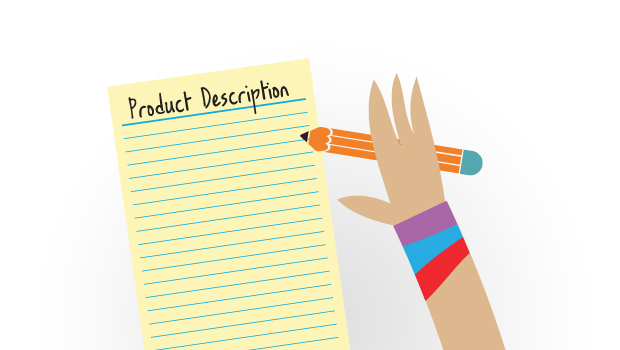 writing product descriptions Are your embroidery product descriptions helping you sell more embroidery, or could they be turning your customers away | embroidery business tips.