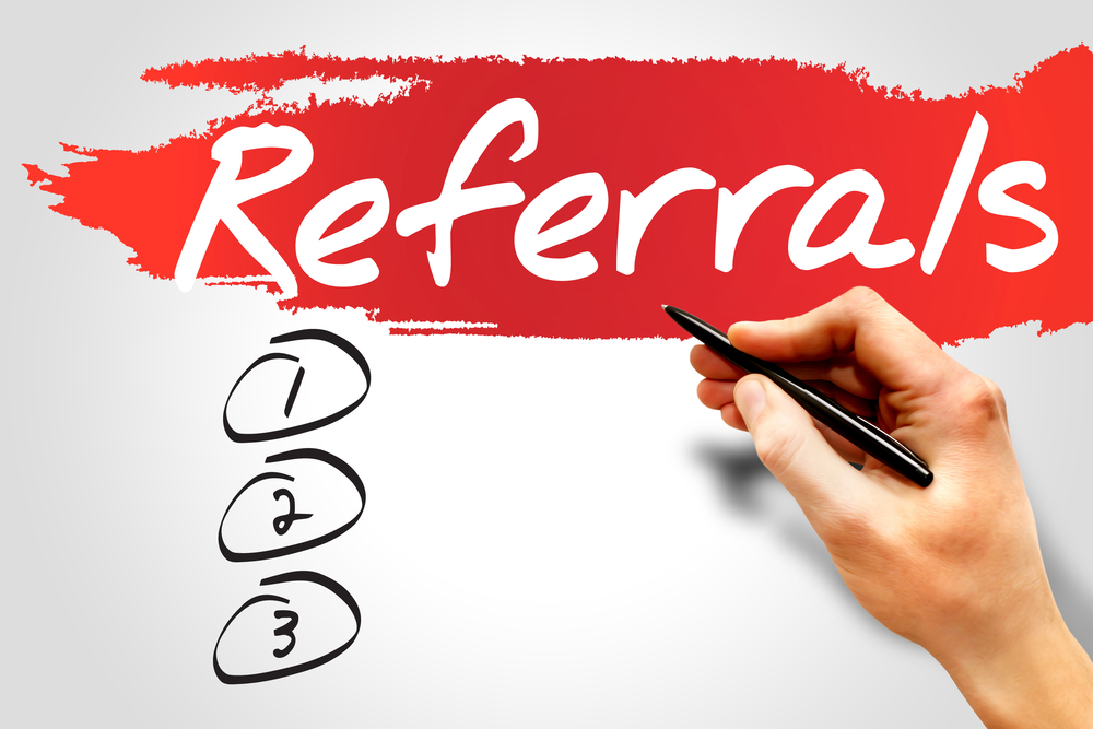 Image result for referrals