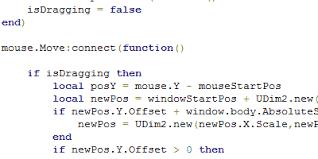 Roblox Udim2 Roblox Roblox Game Development Custom Script Seoclerks