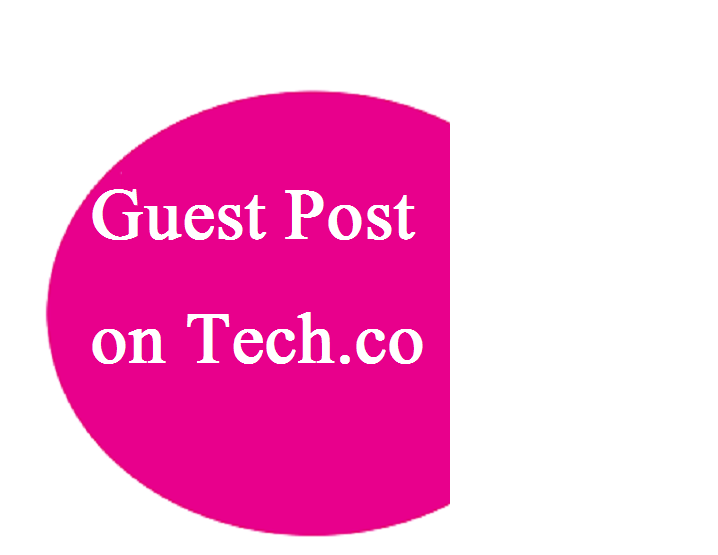 I have an article which i want to publish on tech.co