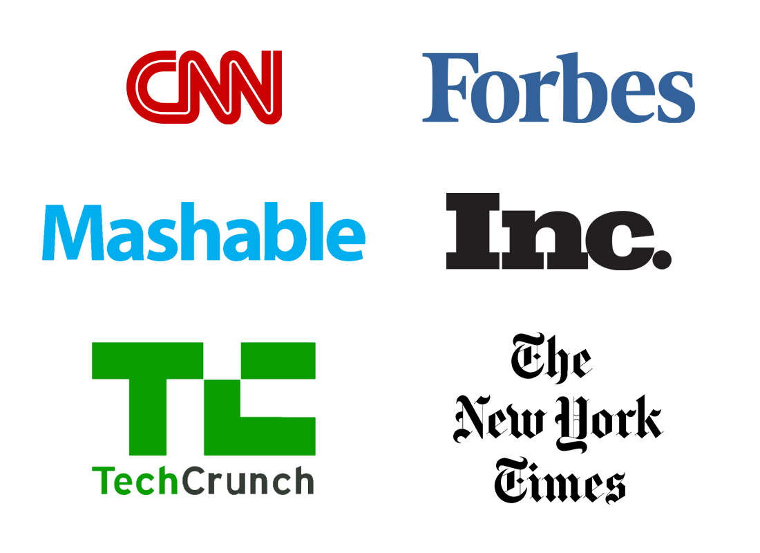 Need to guest post on Forbes, Mashable, CNN, Techcrunch, NYTimes