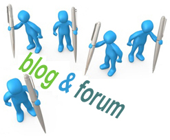 I need my website review on your forum or blog site