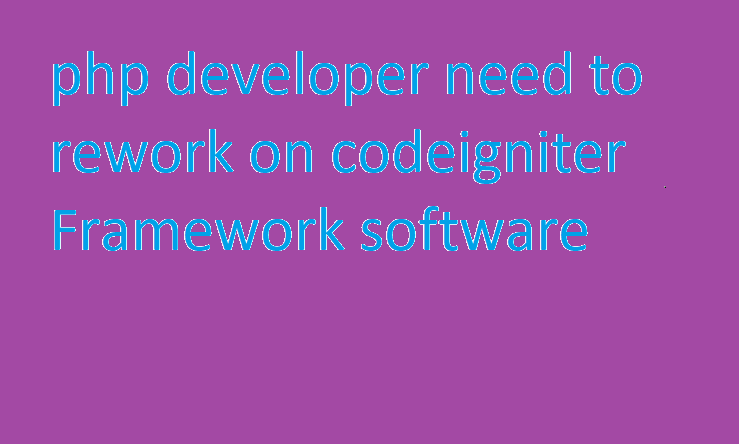 php codeigniter developer looking for gocoin api
