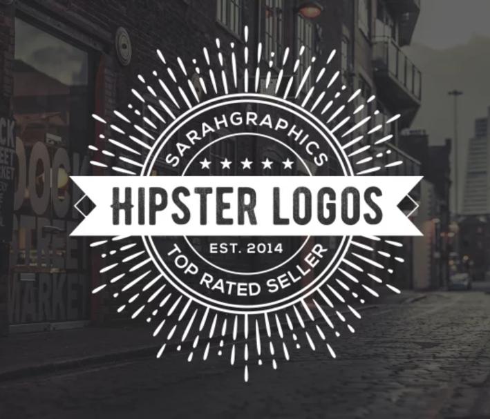 i will design a vintage hipster logo job for 150 by gaconfb