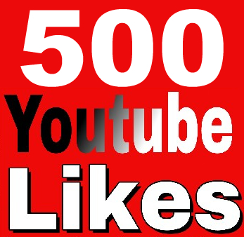 500 Youtube L.i.k.e.s, Non Drop, Guarantee