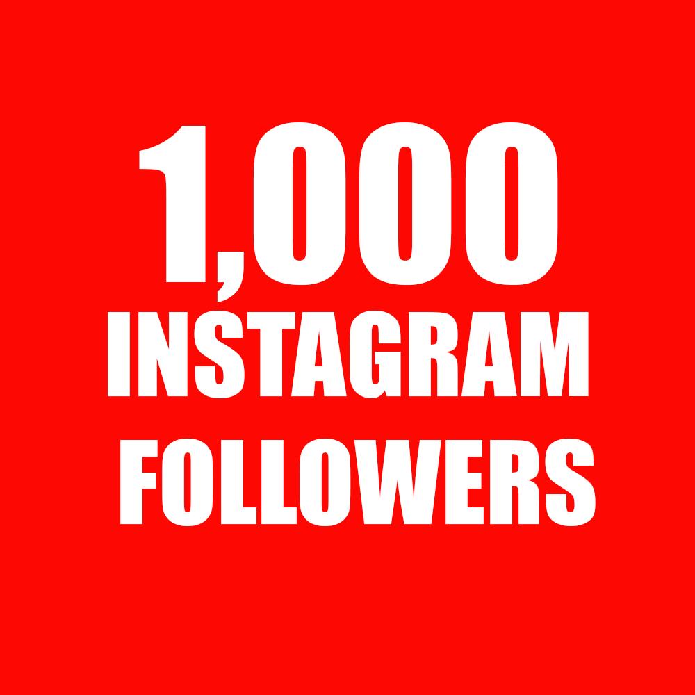 need 700-1000 instagram follo-wers