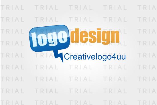 I will design 3 CREATIVE logo for $5