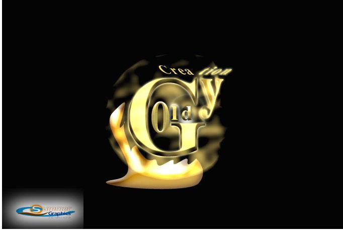 I will design creative logo