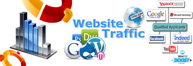 Targeted Real traffic seller required on a monthly basis....