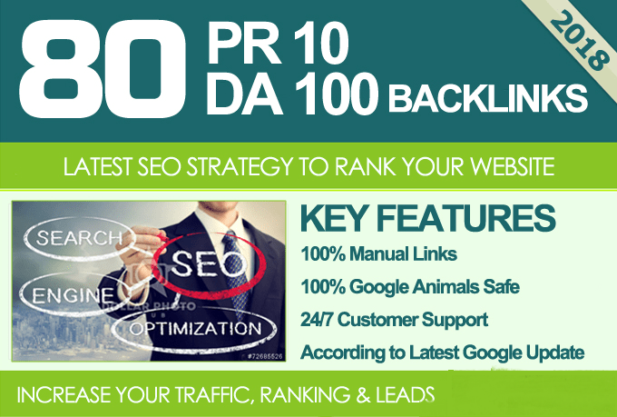 Want Manually 100 Pr10 SEO Backlinks