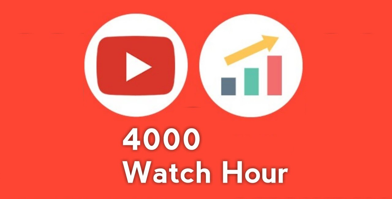 Need YouTube 4k watch hour - SEOClerks