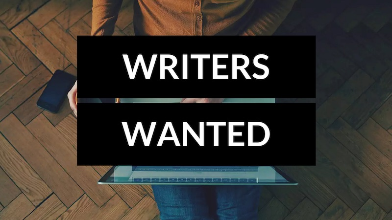 Looking for freelance writers - READ CAREFULLY BEFORE APPLYING