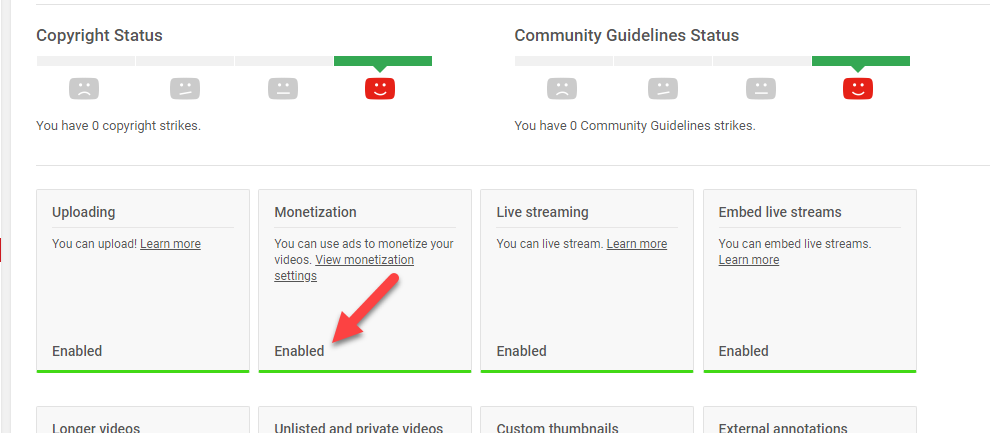 I Want to Buy a Monetize Enabled YouTube Channel - SEOClerks