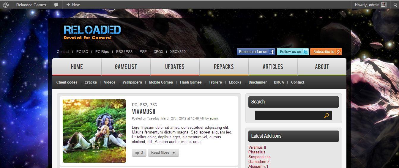torrent websites for games pc